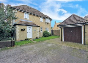 Thumbnail 3 bed detached house for sale in Bertie Close, Swinstead, Grantham