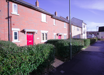 Thumbnail 3 bedroom terraced house to rent in Quicksilver Way, Andover