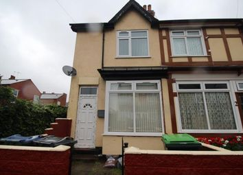Thumbnail 3 bed end terrace house for sale in Pearman Road, Smethwick, Bearwood, Birmingham