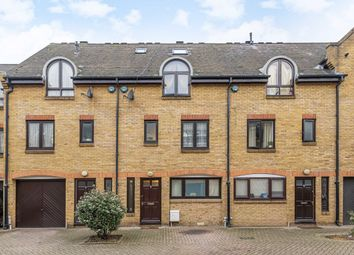 Thumbnail 4 bed terraced house for sale in Welland Mews, London