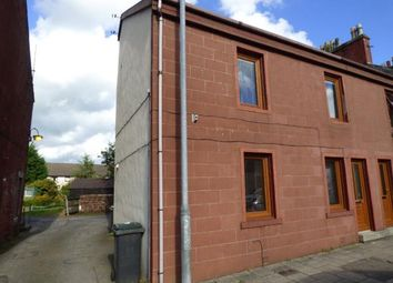 Thumbnail 2 bed flat for sale in Townhead Street, Lockerbie, Dumfries And Galloway