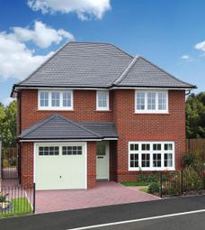 Thumbnail 4 bed detached house for sale in Aston Fields, Aston Street, Shifnal, Shropshire