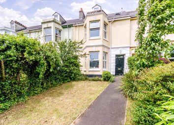 Thumbnail 4 bedroom terraced house for sale in St Stephens Road, Saltash, Cornwall