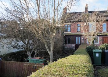 Thumbnail 2 bed end terrace house for sale in Main Road, Ilkeston