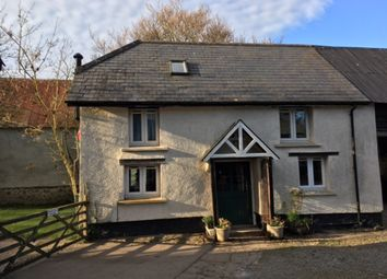 Thumbnail 2 bed cottage to rent in East Worlington, Crediton
