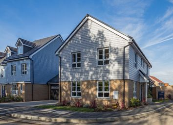 Thumbnail 4 bed detached house for sale in Kennett Lane, Chertsey