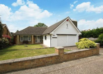 Thumbnail 4 bed detached bungalow for sale in Shamrock Avenue, Seasalter, Whitstable