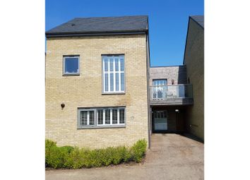 4 bed link-detached house for sale in Round House Way, Harlow CM17