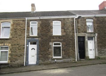 Thumbnail 3 bed terraced house for sale in Pleasant Street, Morriston, Swansea, City And County Of Swansea.