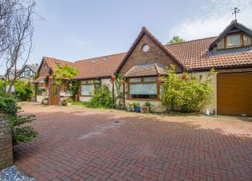 5 bed detached bungalow for sale in Augusta Road, Penarth CF64
