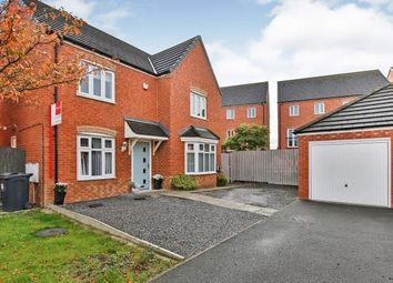 Thumbnail 4 bed detached house for sale in Railway View, Darlington, Co Durham, .