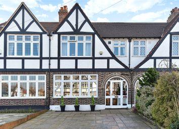 Thumbnail 3 bed terraced house for sale in Birchwood Avenue, Beckenham