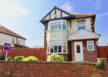 Thumbnail 3 bedroom detached house for sale in Queensberry Avenue, Hartlepool