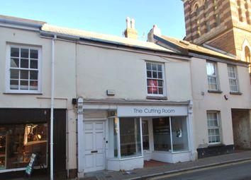 Thumbnail Retail premises for sale in Bear Street, Barnstaple