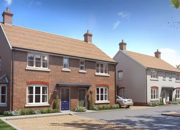 Thumbnail 3 bed semi-detached house for sale in Millway Furlong, Haddenham, Aylesbury