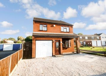 Thumbnail 3 bed detached house for sale in Royal Meadow Drive, Atherstone