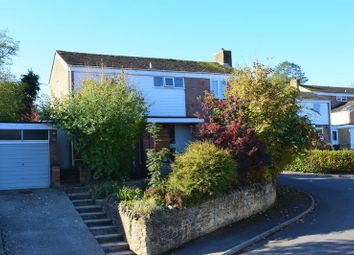 Thumbnail 3 bed detached house for sale in Bradshaw Close, Steeple Aston, Bicester