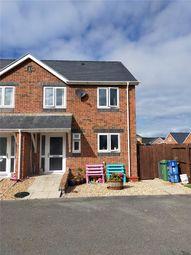 Thumbnail End terrace house for sale in Swn Y Tonnau, Tywyn, Gwynedd
