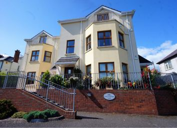 Thumbnail 2 bed flat for sale in Bangor Road, Newtownards