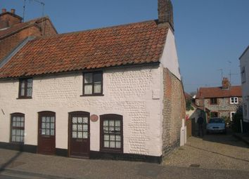 Thumbnail 1 bedroom property to rent in Cromer Road, Holt