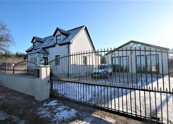 Thumbnail 4 bed detached house for sale in Greengairs Road, Greengairs, Greengairs