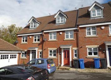 4 bed terraced house for sale in Mariana Close, Chellaston, Derby, Derbyshire DE73