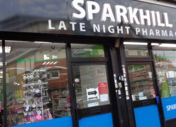 Thumbnail Retail premises for sale in Strartford Rd, Sparkhill, Birmingham