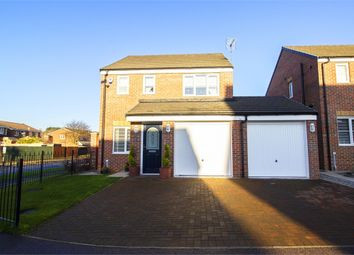 3 bed detached house for sale in Springbank, Peterlee, Durham SR8