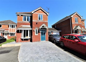 Thumbnail 3 bed link-detached house for sale in Grisedale Close, Middleton, Manchester