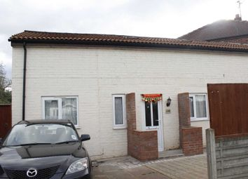 Thumbnail 2 bed end terrace house to rent in Rosedale Avenue, Rushey Mead, Leicester