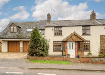 Thumbnail 3 bed cottage for sale in Watling Street East, Fosters Booth, Towcester
