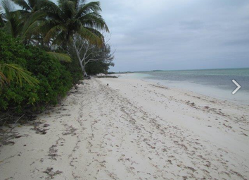 Thumbnail Land for sale in Mangrove Cay, The Bahamas