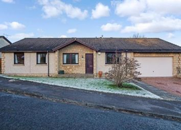 Thumbnail 5 bed bungalow for sale in Dunrobin Road, Kirkcaldy, Fife