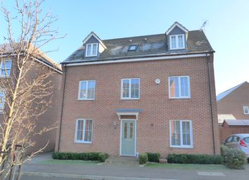 Thumbnail 5 bed detached house for sale in Sturdy Lane, Woburn Sands