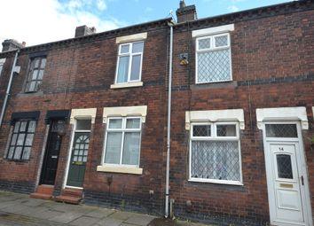 Thumbnail 2 bedroom terraced house to rent in Sandon Street, Hanley, Stoke-On-Trent