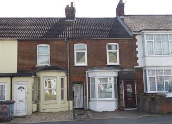 Thumbnail 2 bed terraced house for sale in Houghton Road, Dunstable