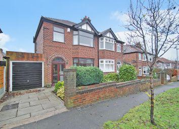 Thumbnail 3 bed semi-detached house for sale in Osborne Road, Walton, Warrington