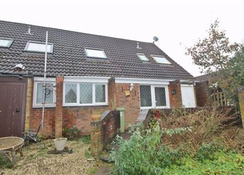 Thumbnail 3 bed end terrace house to rent in Arncliffe Drive, Heelands, Milton Keynes