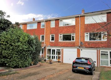 Thumbnail 4 bed town house for sale in Brookfield Gardens, Sarisbury Green, Southampton