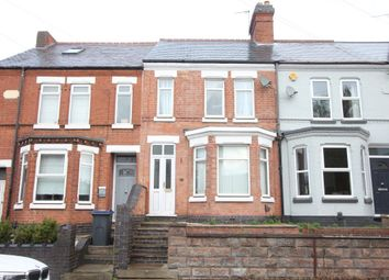 Thumbnail 3 bed terraced house to rent in Shilton Road, Barwell, Leicester