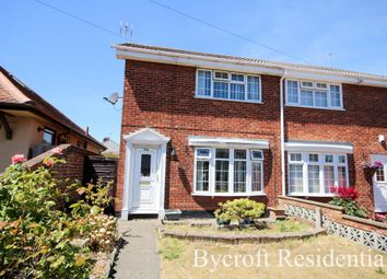 Thumbnail 2 bed semi-detached house for sale in Beccles Road, Gorleston, Great Yarmouth