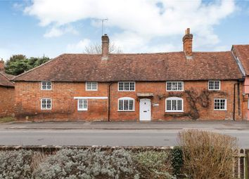 Thumbnail 4 bed semi-detached house for sale in Main Road, Hursley, Winchester, Hampshire