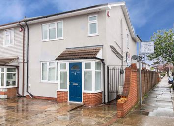 Thumbnail 3 bed terraced house for sale in Chestnut Avenue, Hornchurch