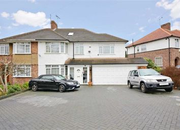 Thumbnail 5 bed semi-detached house for sale in Cadogan Gardens, Winchmore Hill, London