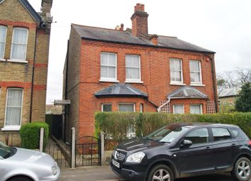 Thumbnail 2 bedroom semi-detached house to rent in Fourth Cross Road, Twickenham