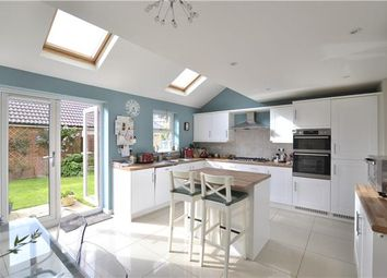 Thumbnail 6 bed detached house for sale in Hazel Way, Lobleys Drive, Brockworth, Gloucester