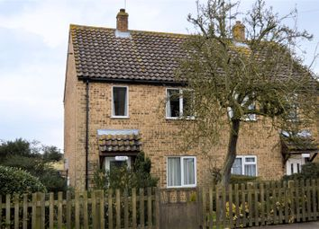 Thumbnail 2 bed cottage for sale in Hawthorn Road, Gayton, King's Lynn