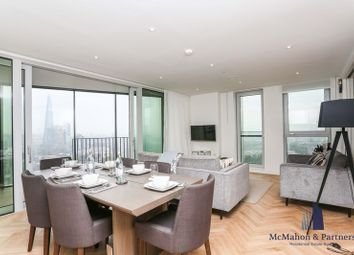 Thumbnail 3 bedroom flat for sale in Southwark Bridge Road, London