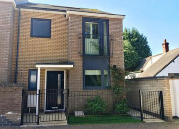 Thumbnail 2 bed end terrace house for sale in Vince Dunn Mews, Harlow