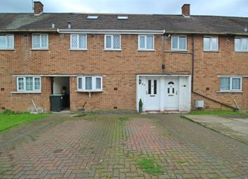 Thumbnail 4 bed terraced house for sale in Worcesters Avenue, Enfield
